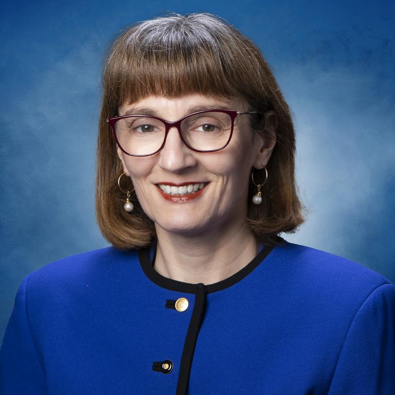 Photo of Patricia Harrington-Duff